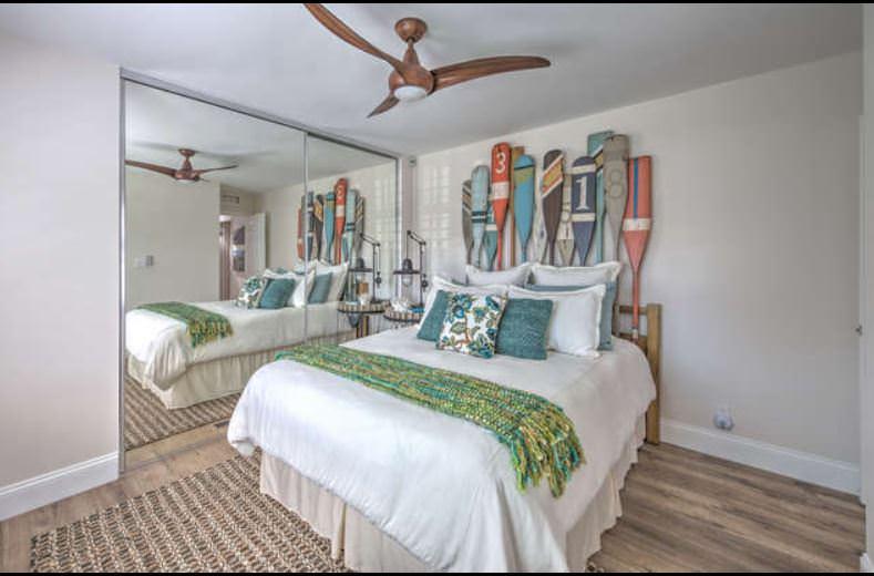 beach theme decor-transformation bedroom