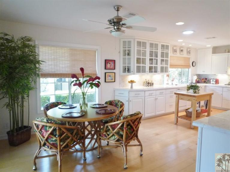 beautiful double wide decor - dining room