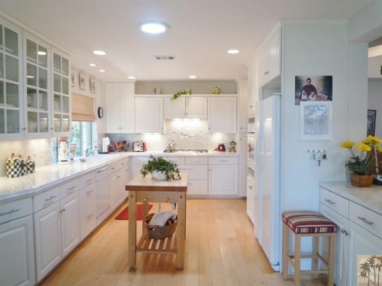 beautiful double wide decor - kitchen