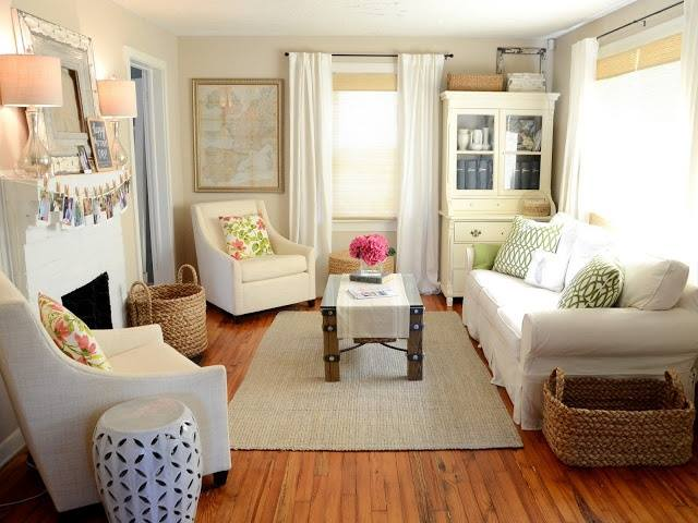 25 Beautiful Living Room Ideas for Your Manufactured Home | Mobile ...
