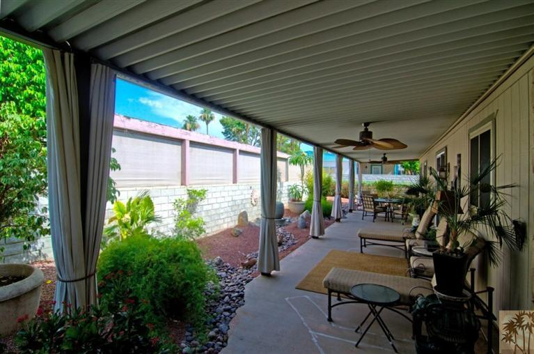 beautiful manufactured home tour - patio 2