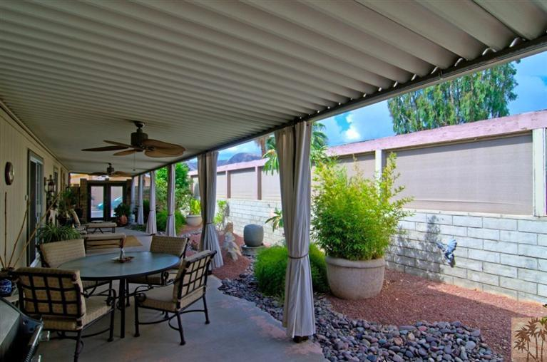 beautiful manufactured home tour - patio - Beautiful Manufactured Home: Bohemian Elegance