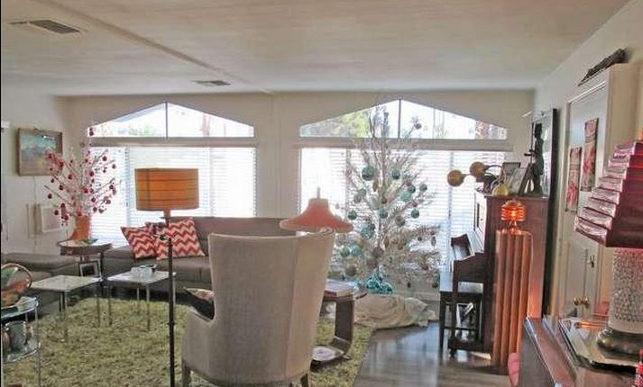 Mid-Century Modern Mobile Home Decor Ideas