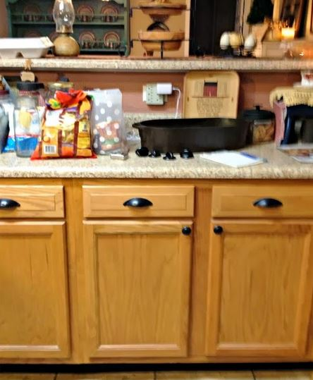 Old Home Kitchen Remodel: Old World Manufactured Home Kitchen Remodel