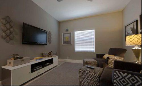 best new manufactured home design-den