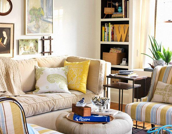 Beginner\'s Guide to Small Space Decorating