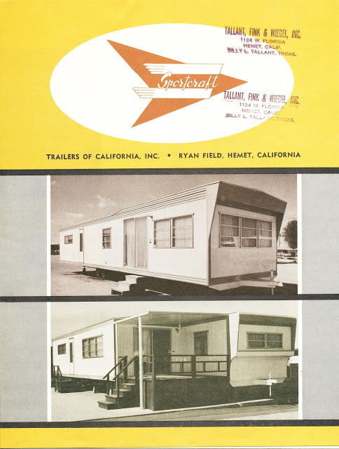 Vintage Mobile Home Ads 3