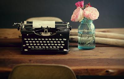 Divine double wide-typewriter