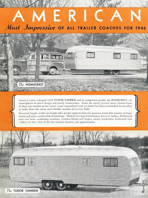 Vintage Mobile Home Ads 4 2