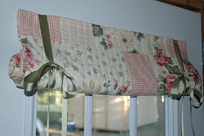 Becky's mobile home makeover -curtain ideas