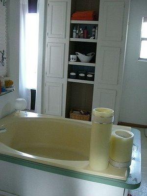 single wide makeover-master bath