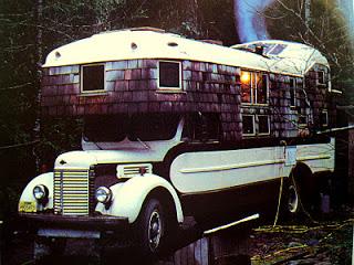 unique vintage motor homes-Drivable Vintage Mobile Homes