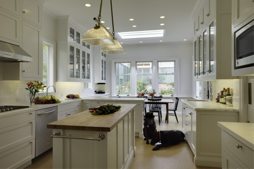 Mobile home kitchen inspirations and organizing tips for Long narrow kitchen layout ideas