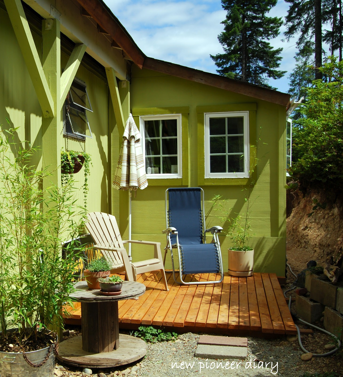 A Refreshing Single Wide Mobile Home Makeover Aka The