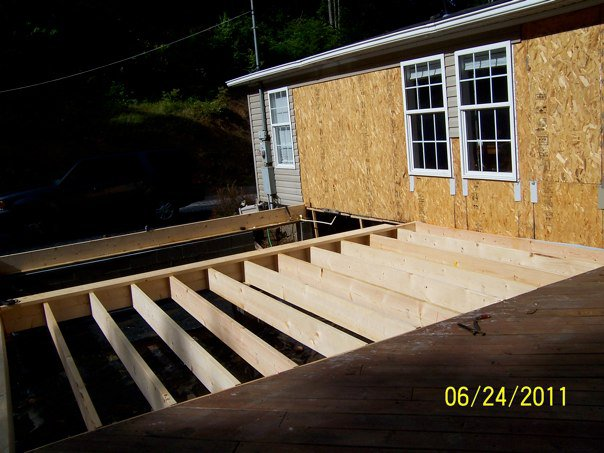 Adding An Addition To A Manufactured Home