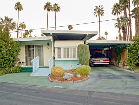 Small Dreams, Trailer Parks in Palm Springs: A Typology 23
