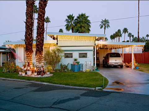 Small Dreams, Trailer Parks in Palm Springs: A Typology 18