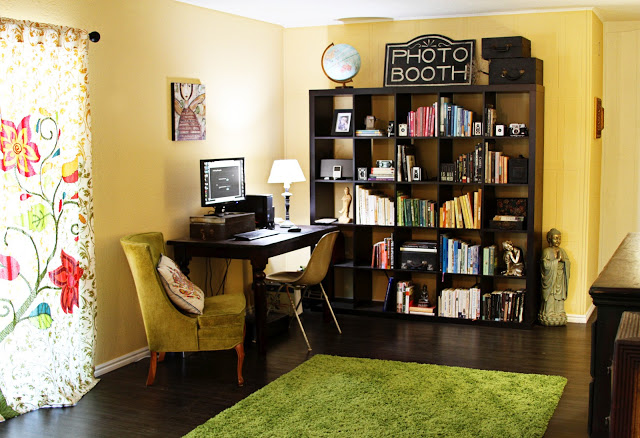 Divine double wide-office space