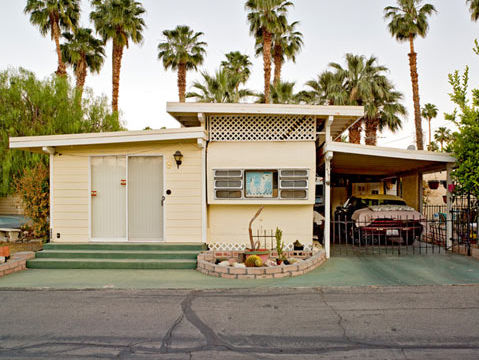 Small Dreams, Trailer Parks in Palm Springs: A Typology 20