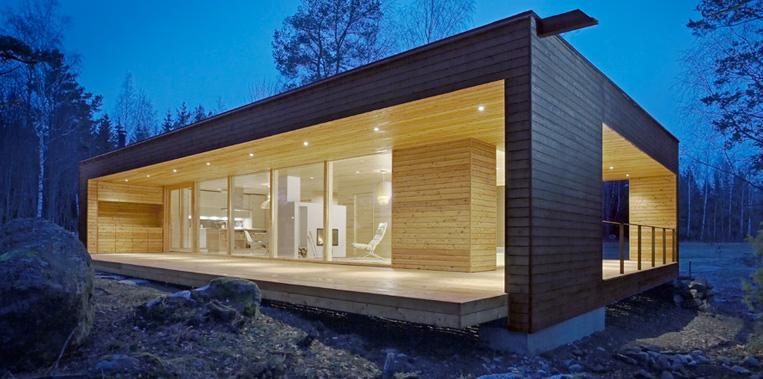 The plusvilla pre fab is fabulous - Casas cubo prefabricadas ...