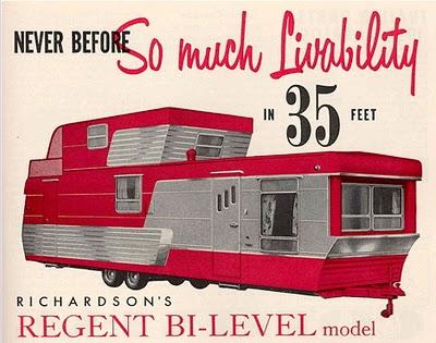 1940 mobile home design