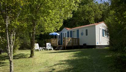 typical european mobile home