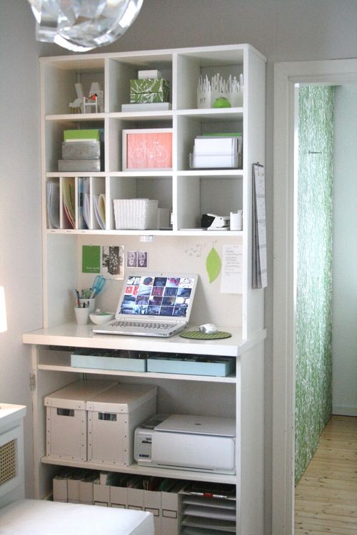 Great Home office ideas for small mobile homes - cozy pales