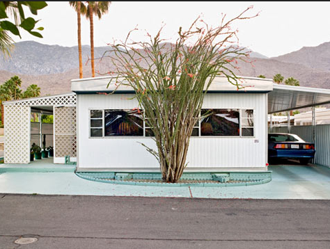 Small Dreams, Trailer Parks in Palm Springs: A Typology 9