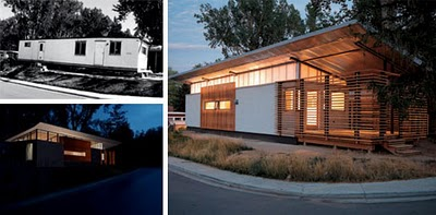 old mobile home remodels-exterior