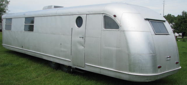 Complete Restoration: '51 Spartan Imperial Mansion 6
