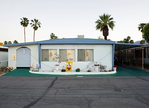 Small Dreams, Trailer Parks in Palm Springs: A Typology 12