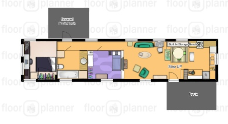 whole home layout in 2d