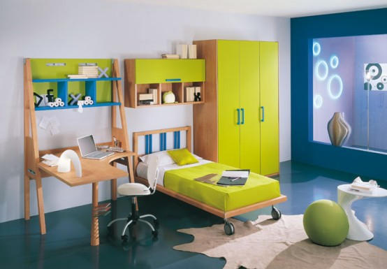 Kids Bedrooms Style And Function In Mobile Homes