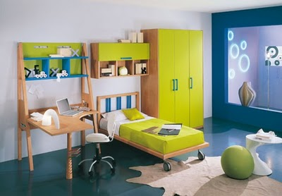 mobile home bedroom decorating ideas-boys room