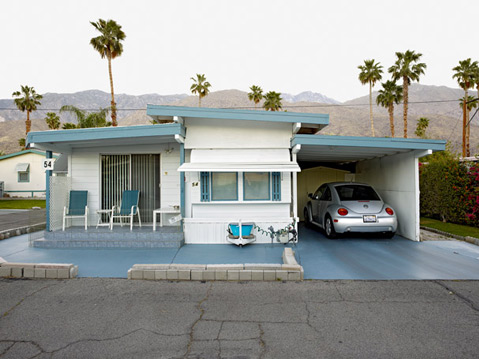 Small Dreams, Trailer Parks in Palm Springs: A Typology 17