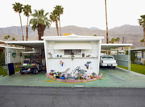 Small Dreams, Trailer Parks in Palm Springs: A Typology 7