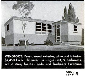 wingfoot homes