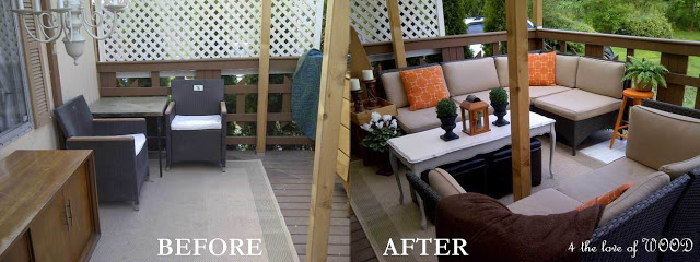 amazing mobile home tips-patio