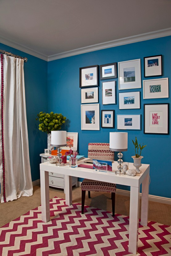 19 Great Home Office Ideas for Small Mobile Homes - my favorite