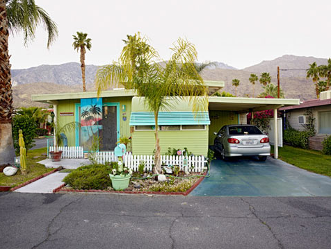 Small Dreams, Trailer Parks in Palm Springs: A Typology 5