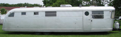 Complete Restoration: '51 Spartan Imperial Mansion 1