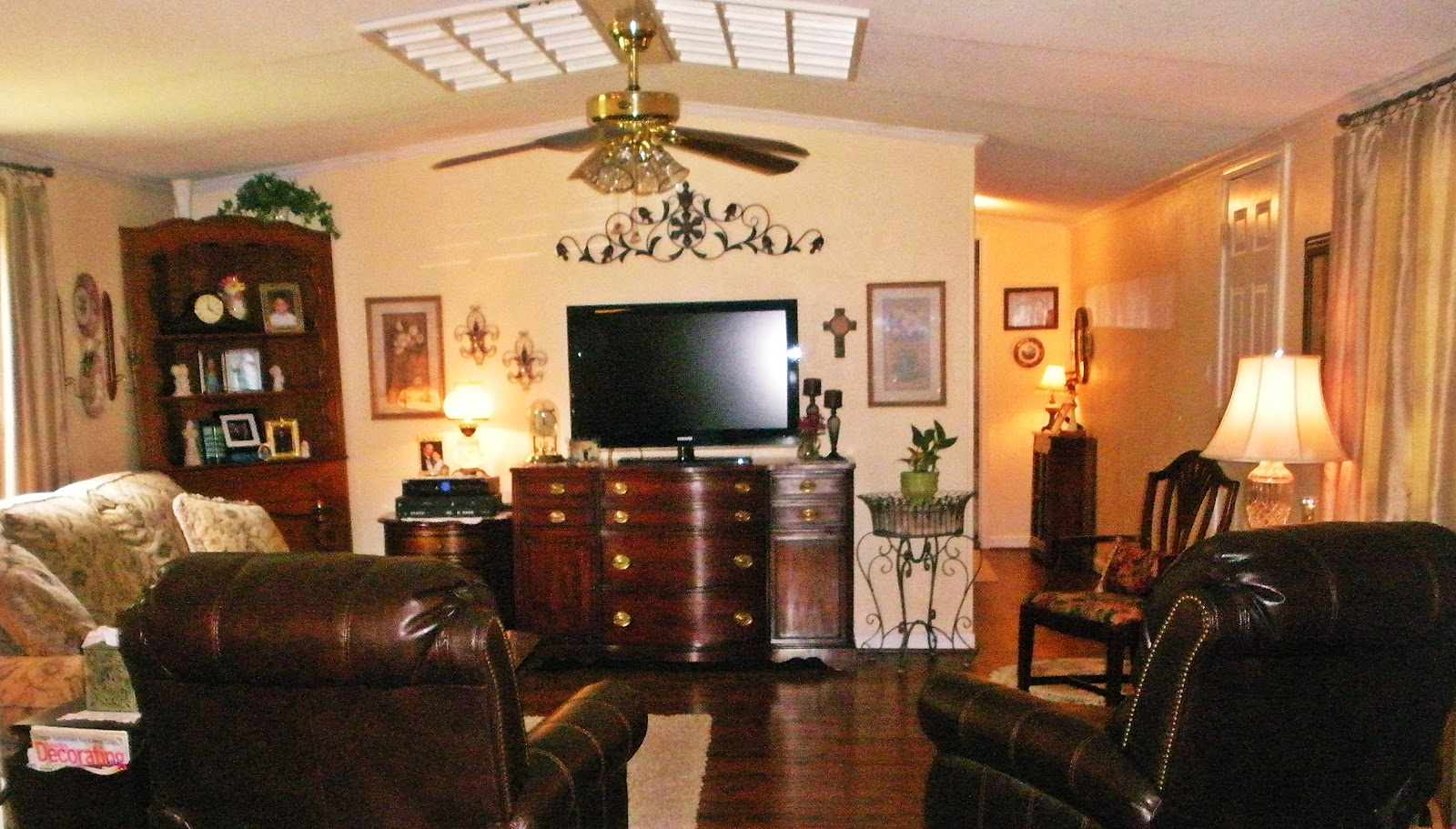 Single Wide Mobile Home Remodeling Ideas