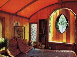 unique vintage motor homes-mobile home caravan