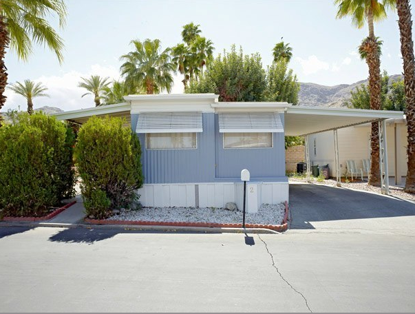 Small Dreams, Trailer Parks in Palm Springs: A Typology 11