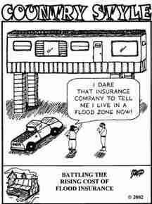 mobile home funnies-cartoon