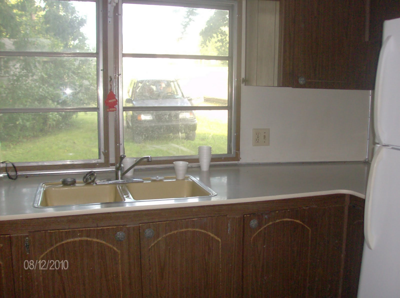 Mobile Home Kitchen Mobile Home Kitchen Update