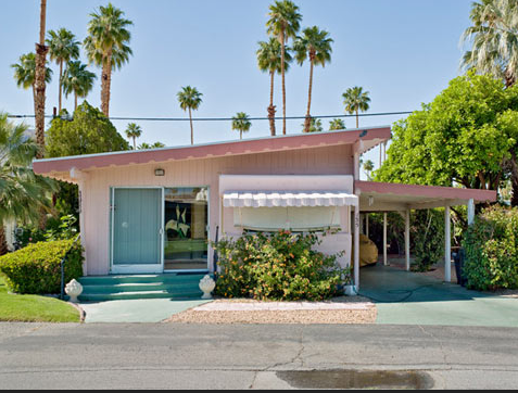 Small Dreams, Trailer Parks in Palm Springs: A Typology 22