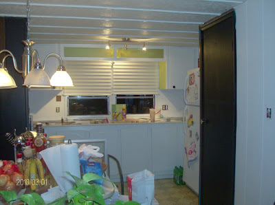 Mobile Home Kitchen Update 4