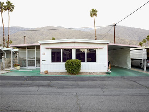Small Dreams, Trailer Parks in Palm Springs: A Typology 21
