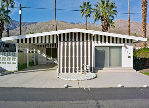 Small Dreams, Trailer Parks in Palm Springs: A Typology 16